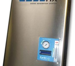 ClearWater Tech CD30nx ozone generator to disinfect, sanitize and remain FDA compliant