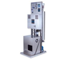 Ozone skid ClearWater HDO3 used to sanitize, disinfect and sterilize food product for added shelf-life, machinery, equipment, floors, drains and contact surfaces and for HACCP